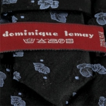 Галстук муж. Dominique Lemay (Шёлк) A11 S093 0933